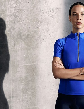 Victor + Leap create performance cycling wear with a chic, understated aesthetic