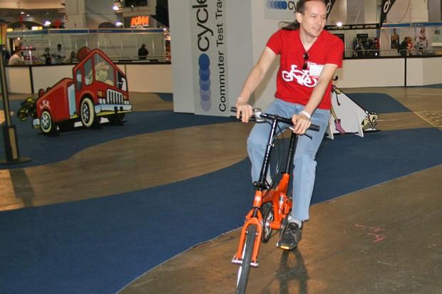 BikeRadar video of the week: Cycle Show 08