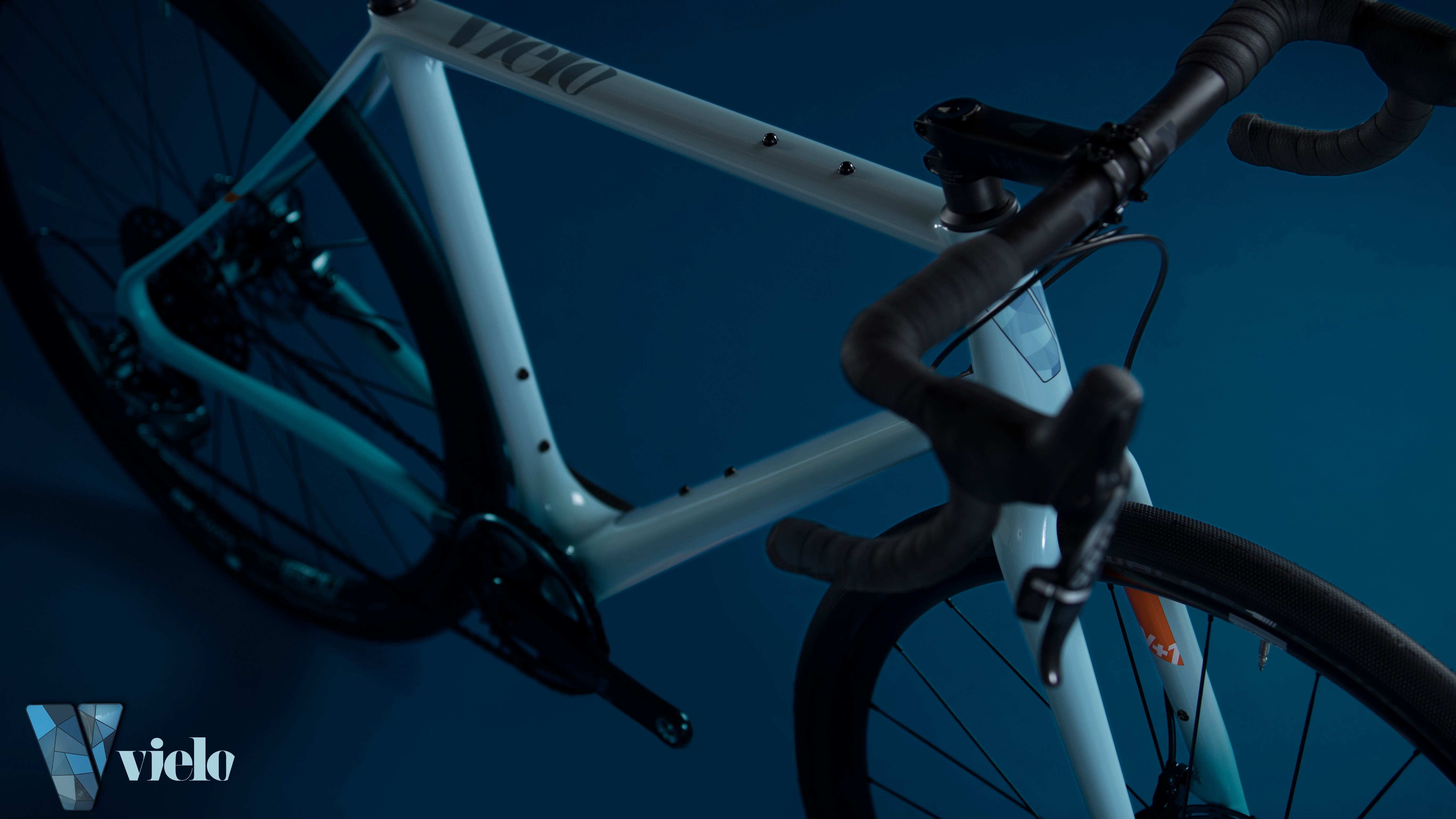 The bosses on the top tube are a clue to the V+1's practical leanings