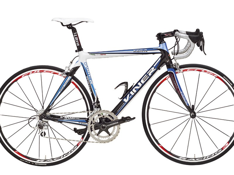 Round tubed Italian lovelieness for those that want an all-round bike
