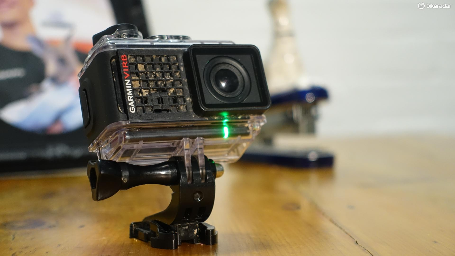 We've been using the Garmin ViRB Ultra 30 action camera loads over the past month – can you tell?