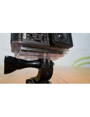 We like the fact they continue to use GoPro-style mounts