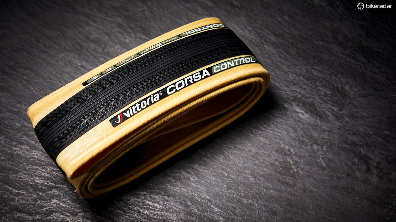 Vittoria Corsa Control G+ Isotech tyre