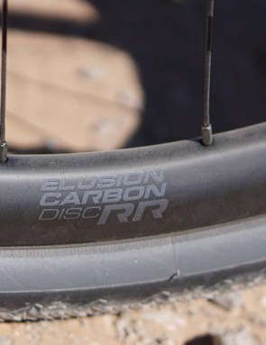 Vittoria hasn't yet launched the Elusion Disc wheels or announced a target weight, but the price should be around $1,200