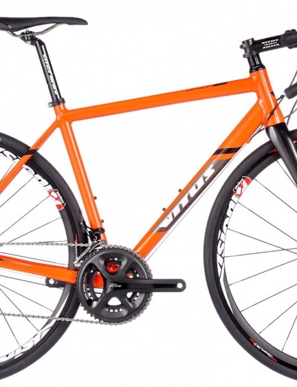 The Vitus is unpretentious but very well specced for the money