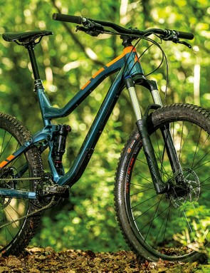 A triple-compound Maxxis Minion DHF front tyre and reinforced Minion SS rear would set you back nearly £120 at retail prices