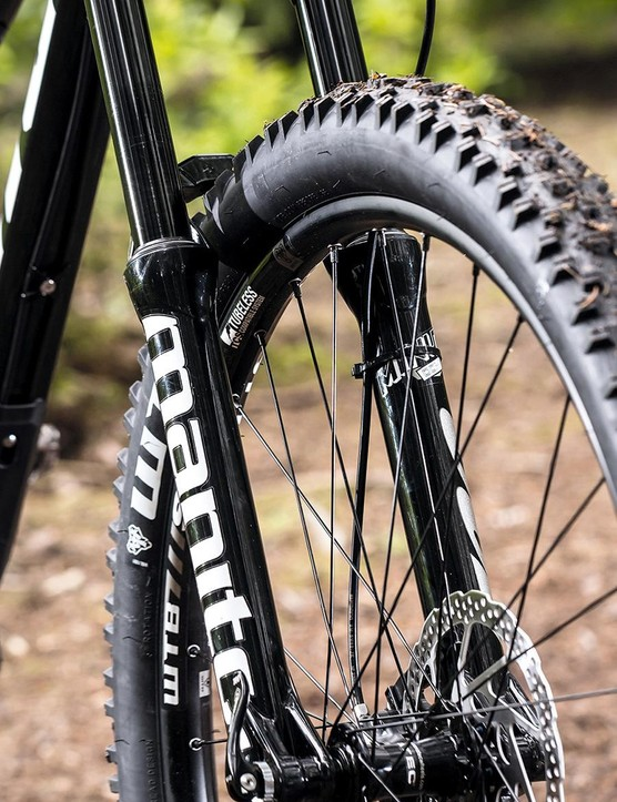 Manitou Minute Comp fork