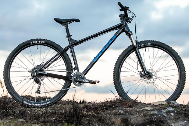 The Nucleus is a great bike that is ripe for upgrades