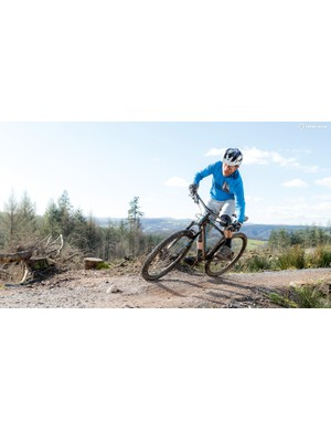 Hit the trails and the Sentier's sorted character shines through immediately