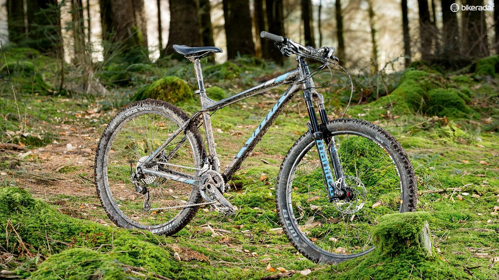 Vitus's Sentier VRS has been given a fresh lease of life via some 2016 geometry tweaks