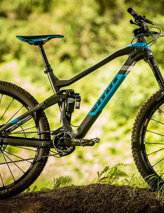 More of a long-travel trail bike than a super-aggro enduro shredder, the Sommet is a great package