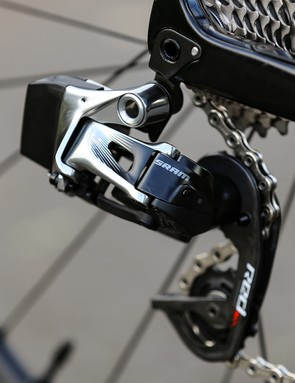 Another look at the rear derailleur