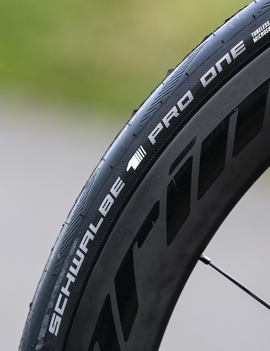 Some pro teams are switching from traditional tubular tyres for racing to tubeless