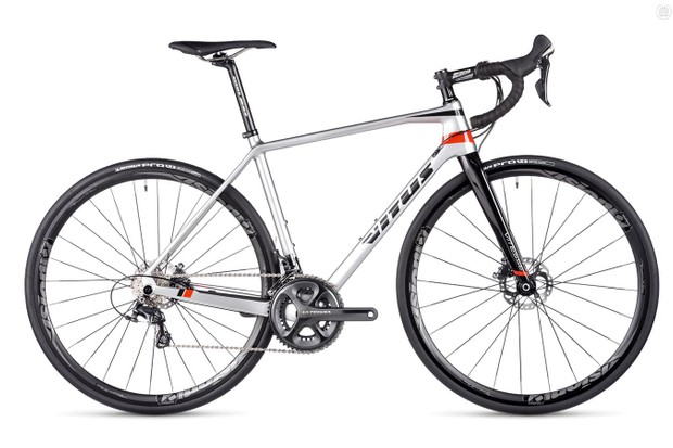 The Vitus Vitesse Evo Disc