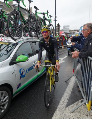 The calm before Voeckler's storm of attacks ahead of Stage 2