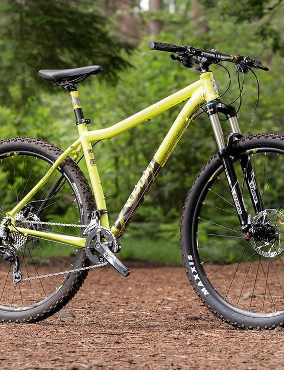 The Bizango provides a ride that's capable of embarrassing bikes costing £250 more