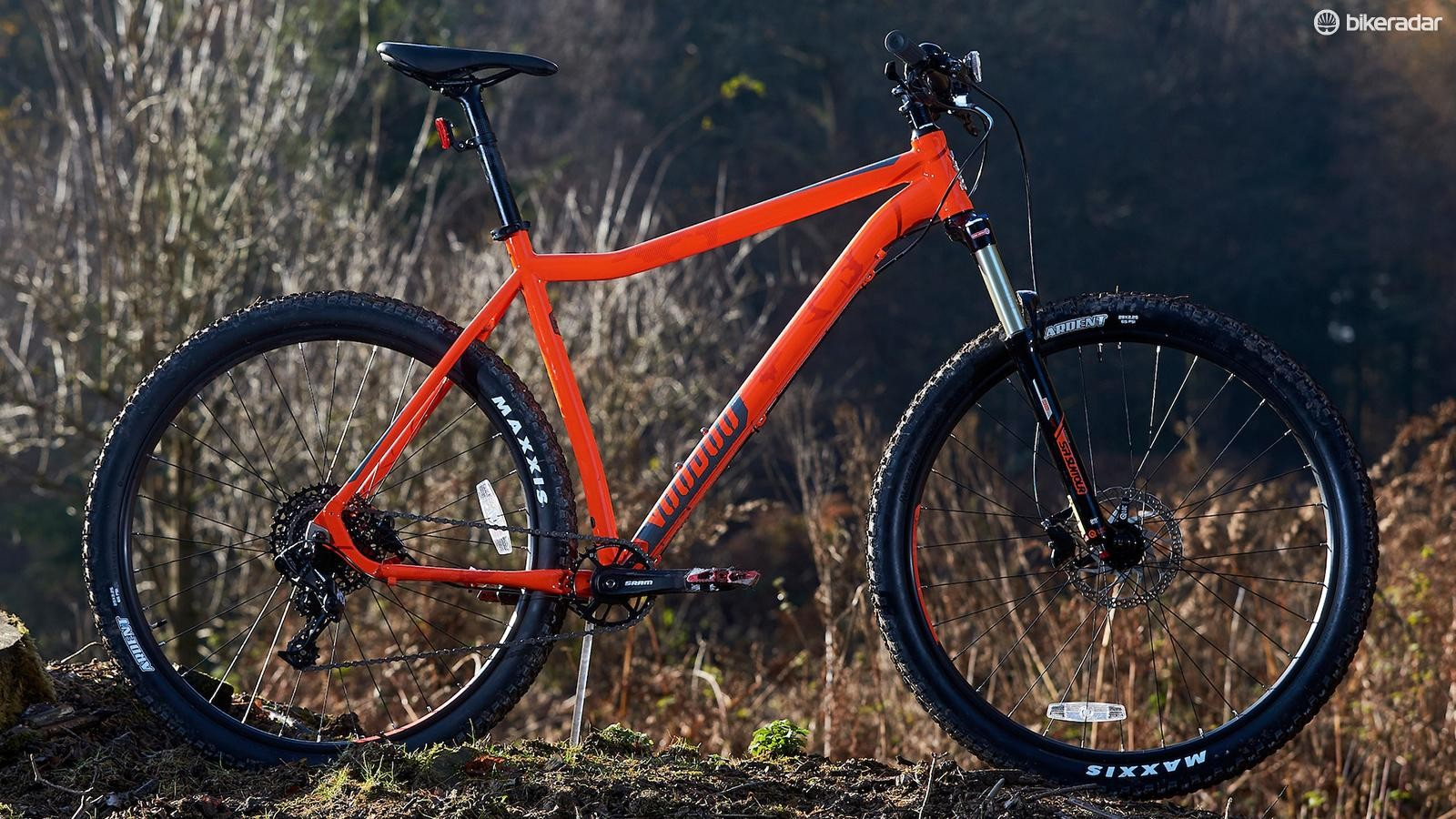 The Voodoo Bizango 29 is quite possibly our favourite hardtail at this price
