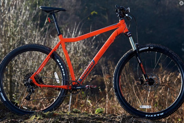 ec41671e85c The Voodoo Bizango 29 is quite possibly our favourite hardtail at this  price · Mountain Bikes