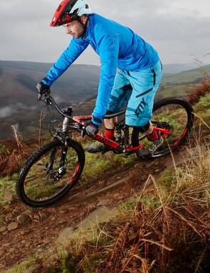 The Canzo punches a hell of a long way above its lowly price tag out on the trail