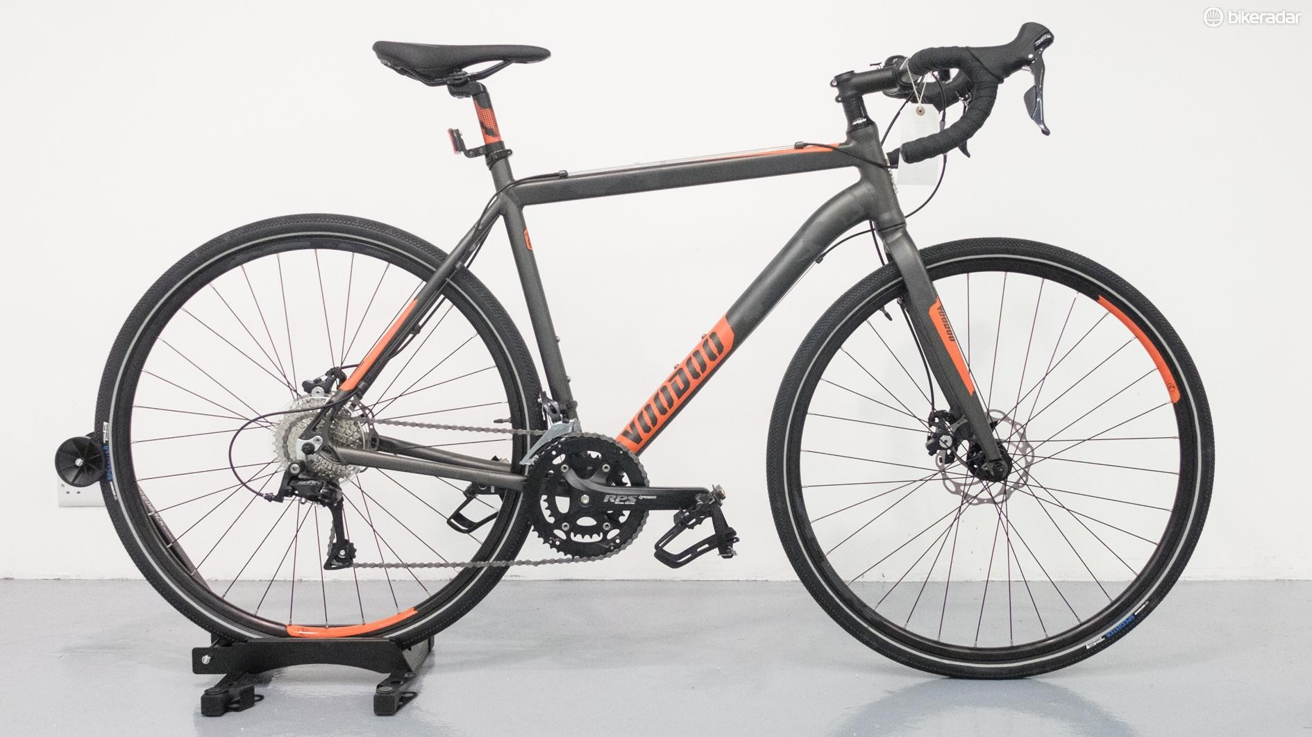 The Nakisi first debuted as a monster 'cross bike way back when