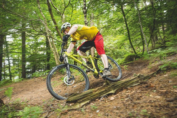 £500 is a good budget for your first mountain bike