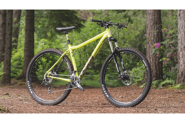 Many £500 bikes adopt the frame design of more expensive bikes