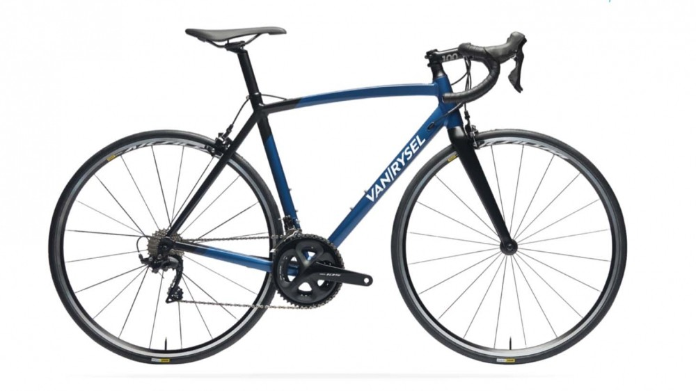 2da424f74 The Van Rysel Ultra 900 AF 105 is the entry level bike in the range at