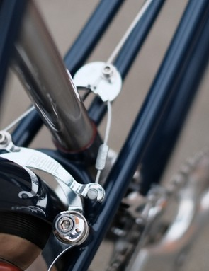 The Paul Componant canti brakes are a beautiful addition