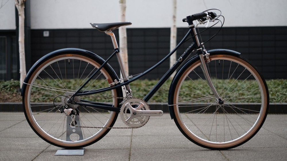 The limited edition Handsome Mixte