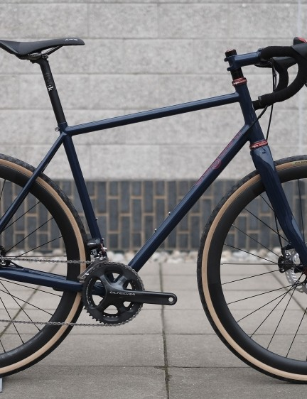 The Beyond Urban by August Bicycles and Vulpine
