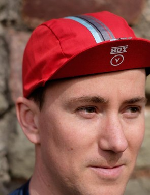 Red, white or black? Choose the cap to suit your look