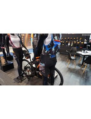 Ever wanted to carry breakfast, lunch and dinner in your bib shorts?