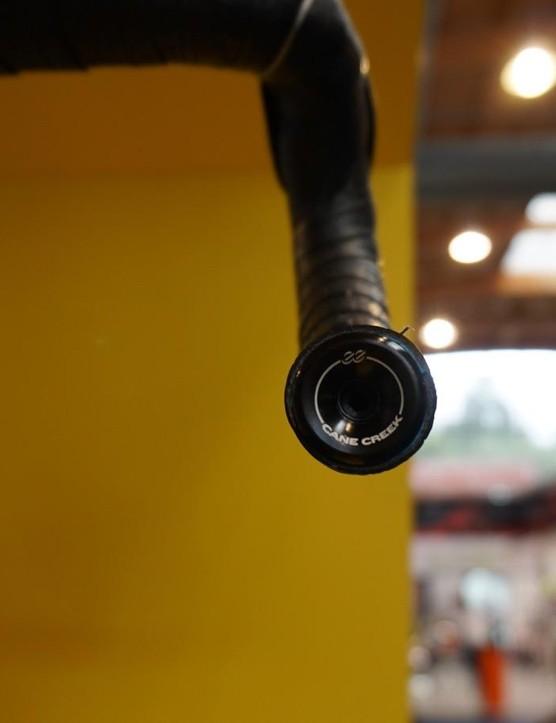 Unlike a plastic plug, the BarKeep is recessed