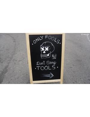 FIX has compact multi-tools that clip into belt buckles