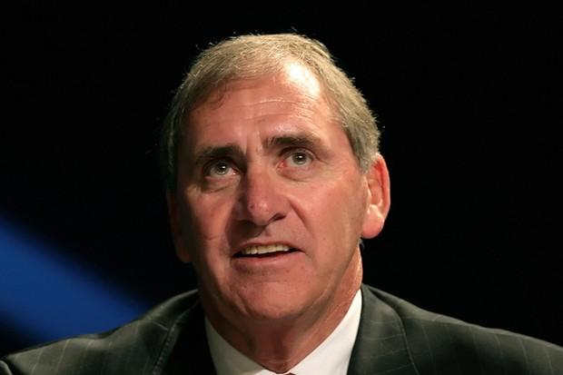 World Anti Doping Agench chief,  John Fahey