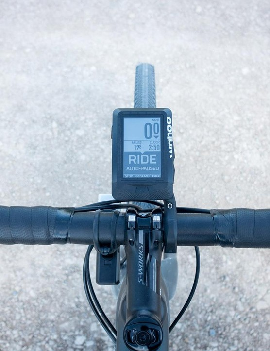 The Wahoo Elemnt had everything I needed without leading me into data overload
