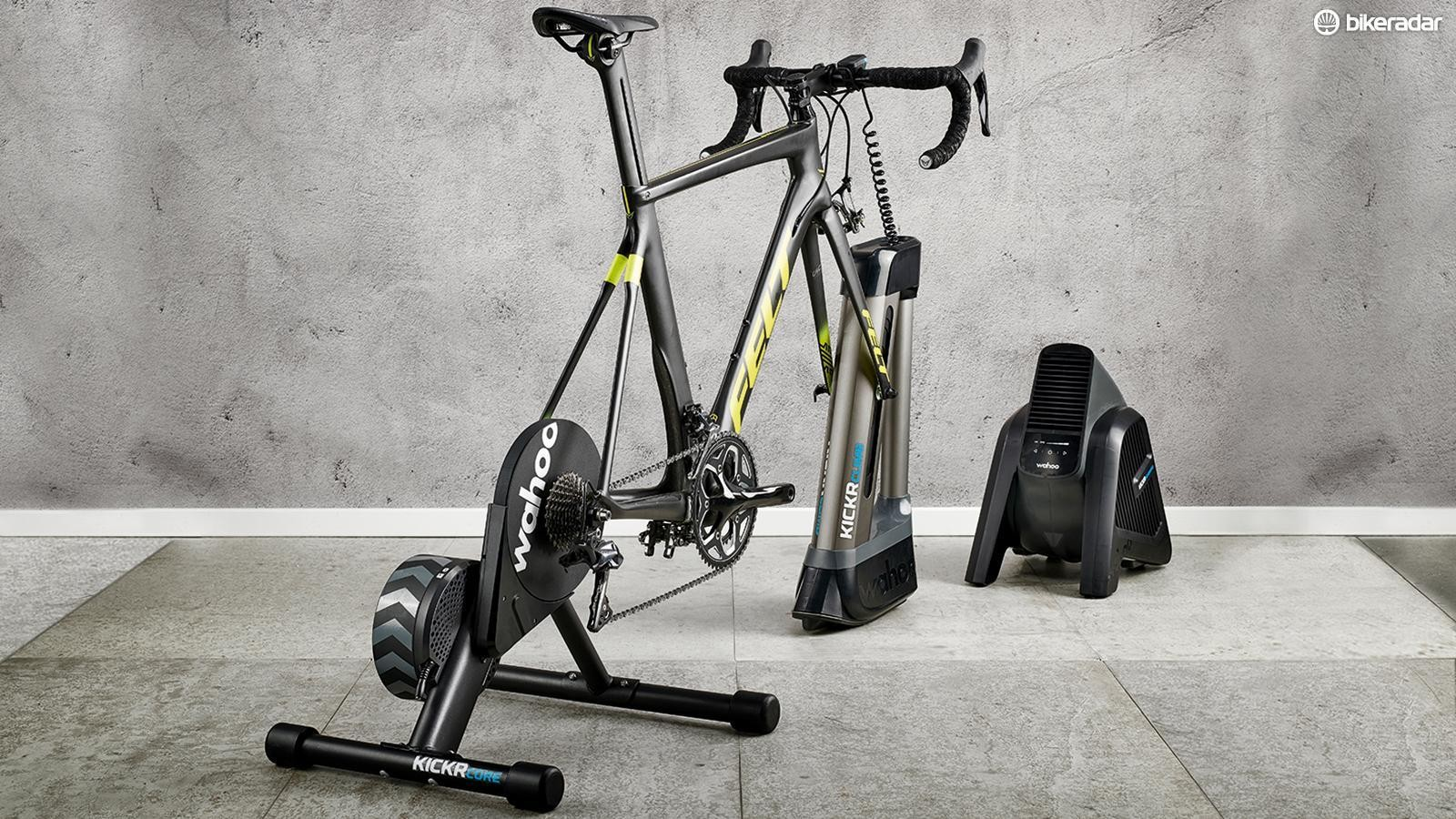 The Wahoo KICKR CORE was added to the brand's line-up for 2019