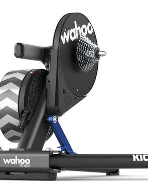 The updated Wahoo KICKR claims to be the quietest direct drive trainer on the market