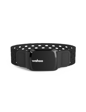 The strap is adjustable, designed to be comfortable and secure, and comes in three sizes