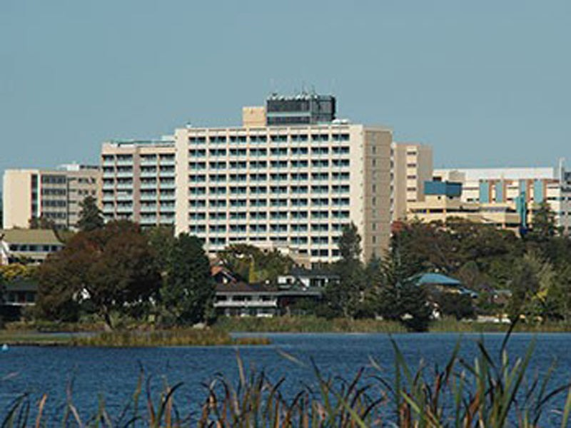 Waikato Hospital where the unnamed boy is being treated