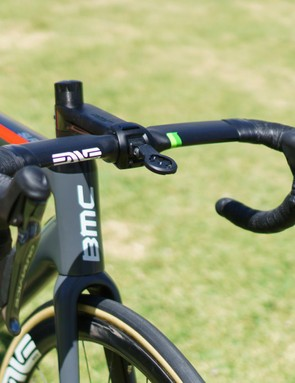 Team Dimension Data signed a new contract with BMC for 2019, but retains wheels and finishing kit from ENVE