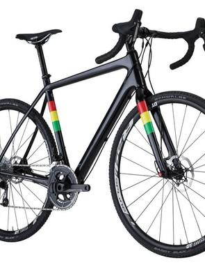 Salsa Cycles' Warbird is a purpose-built gravel road race bike