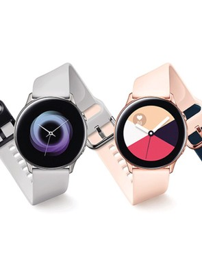 The Galaxy Watch Active is priced in the lower range of Samsung's smartwatches