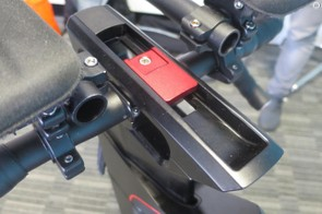 The front end has masses of stem length adjustability