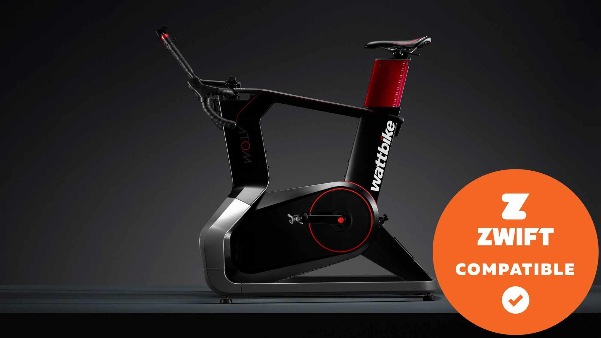 Wattbike's new Atom training bike