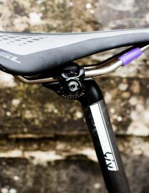 The Liv Contact SL saddle is women's specific and had predictably mixed reviews from the test panel