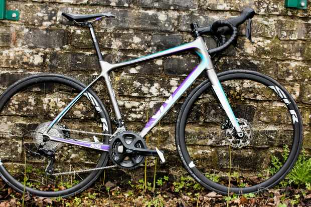 The Liv Avail Advanced Pro 2, a women's specific road bike