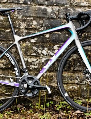 The Liv Avail Advanced Pro 2, a women's specific road bike