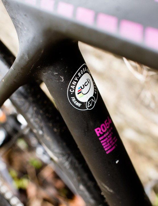 Canyon are one of the main sponsors of the Canyon//SRAM women's pro team