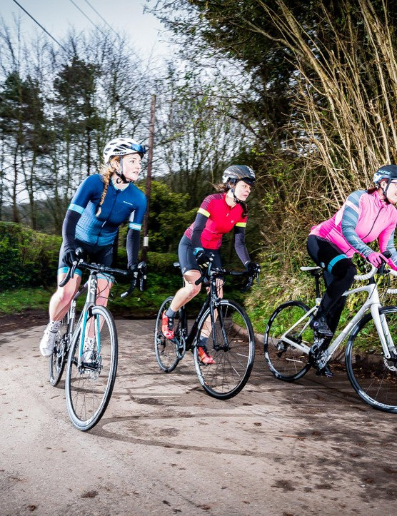 Discover which bikes scored highly in our Women's Road Bike of the Year awards
